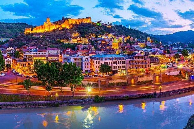 Armenia - Tbilisi 3 days, 2 nights from Yerevan