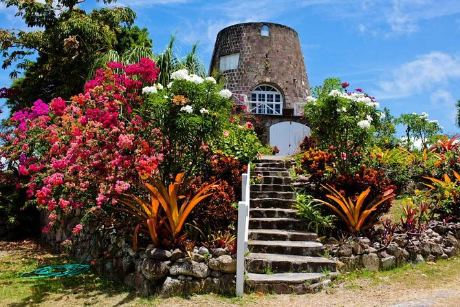 Nevis Full-Day Island Tour from St Kitts (Reconfirm 48 hours)