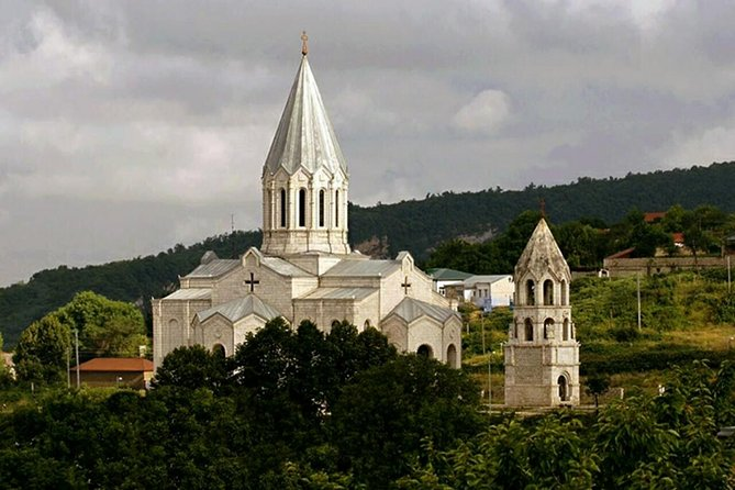 Classical Armenia and Artsakh (Nagorno Karabagh) tours for 3 days, 2 nights
