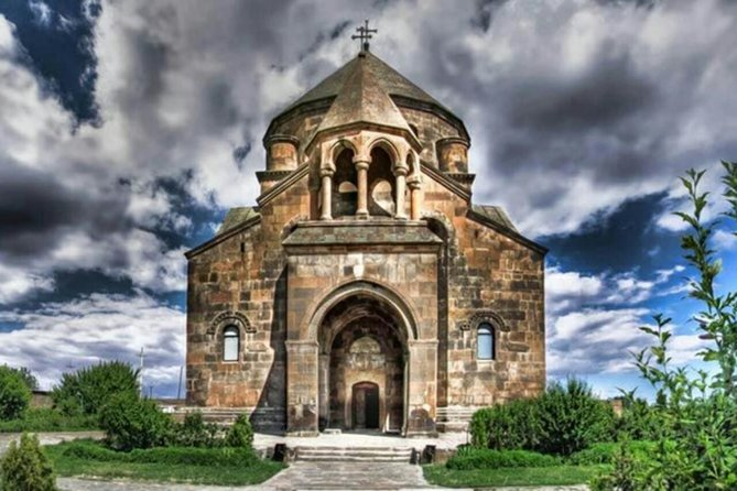Private tour to Echmiadzin (st Gayane, Hripsime, Mother Cathedral), Zvartnots