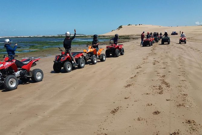 Excursion 1 day Quad with meals in Sidi Kaouki