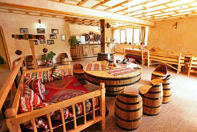 Private tour to Khor Virap, Areni winery, Noravank, Tatev (Ropeway)