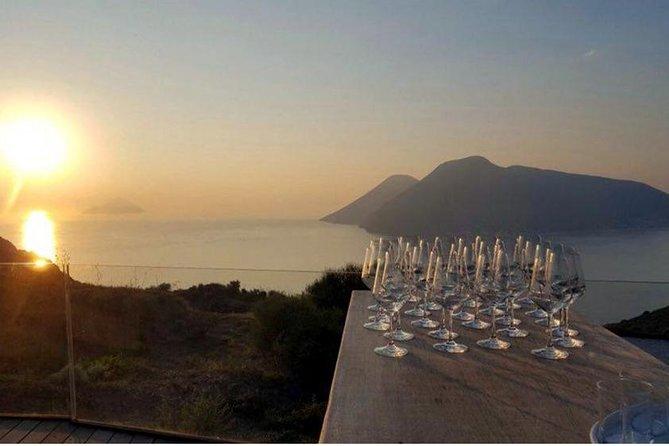 Sunset tasting at Tenuta di Castellaro