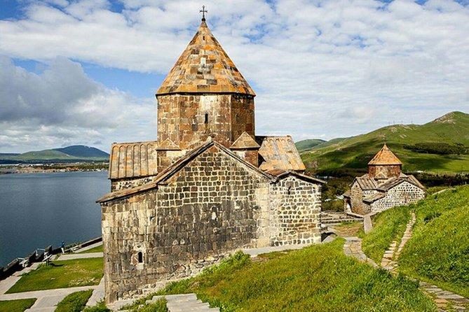 Tsaghkadzor (Kecharis), Lake Sevan (Sevanavank), Dilijan (Goshavank, Haghartsin)