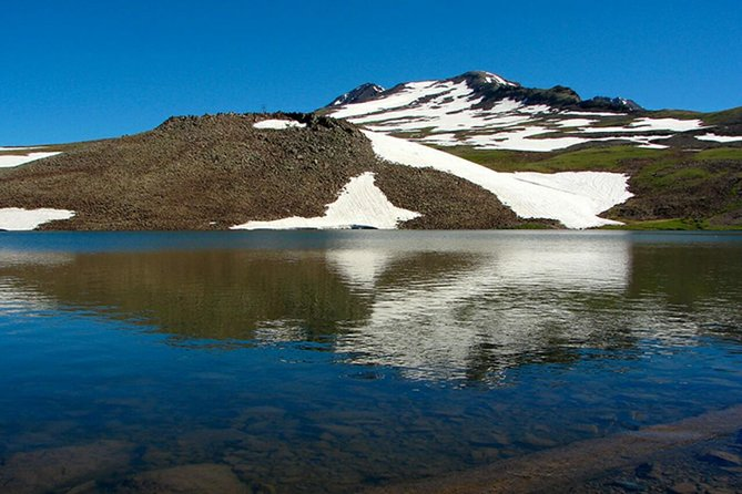 Private tour to Aragats (Lake Kari), Armenian Letters monument, Amberd