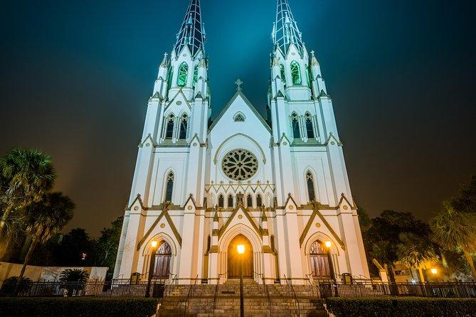 Secrets of Savannah Night-Time Ghost Experience