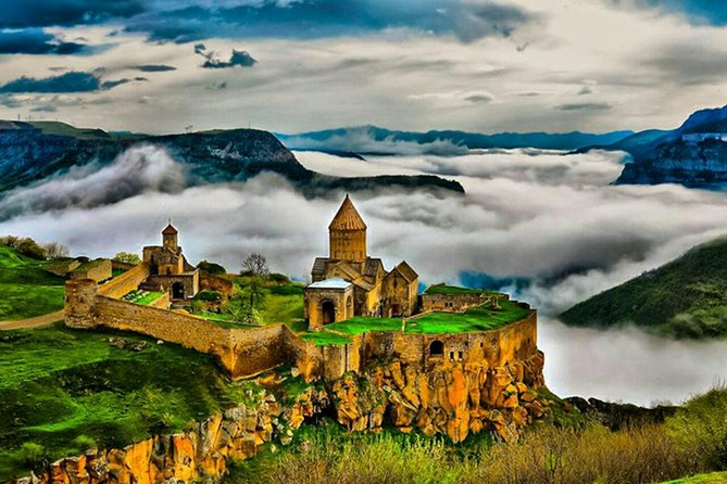 Private Tour to Areni winery, Tatev (ropeway), Khndzoresk (cave city)