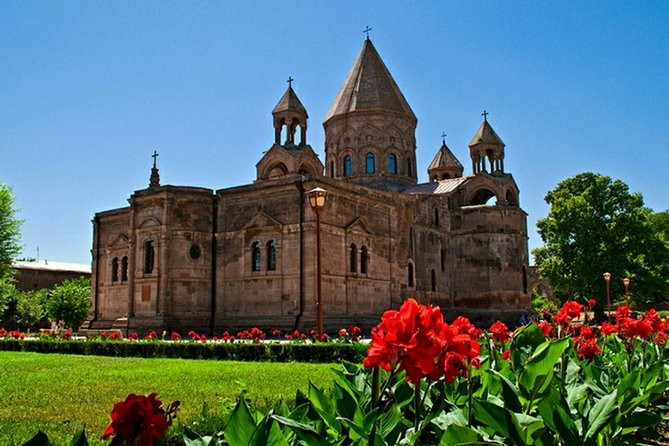 Private tour to Echmiadzin, Sardarapat, Zvartnots