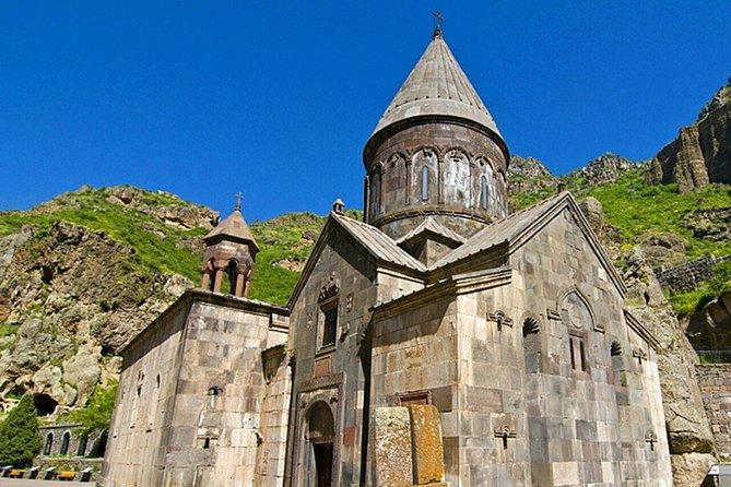 Private tour to Echmiadzin, Zvartnots, Garni, Geghard