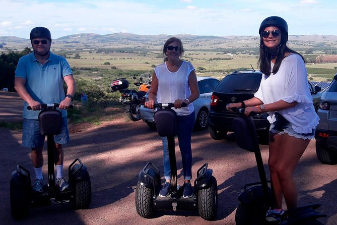 All terrain Segway Tour of the Vineyards