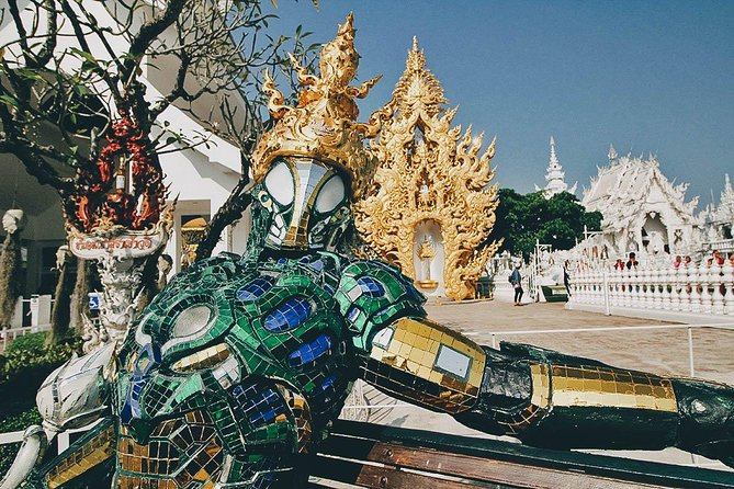 Half Day Chiang Rai City Tour with White Temple & Wat Phra Kaew photo 11