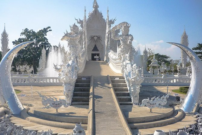 Half Day Chiang Rai City Tour with White Temple & Wat Phra Kaew photo 8