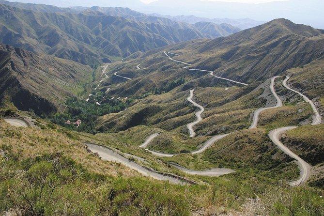 Villavicencio and Caracoles - Mendoza