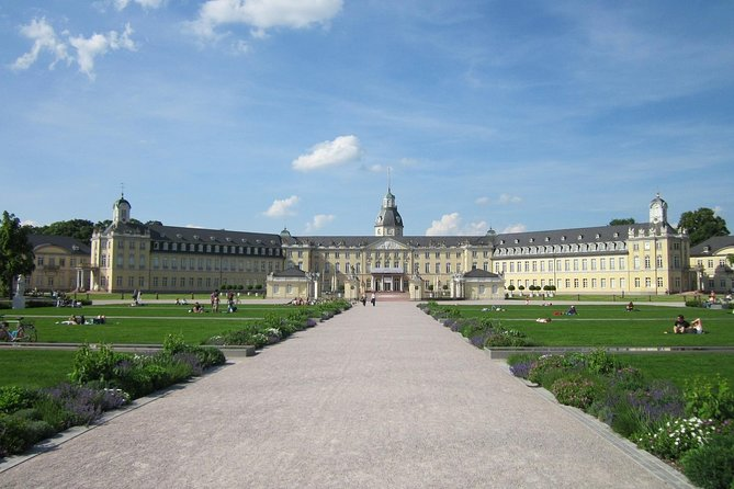 Karlsruhe Walking Tour