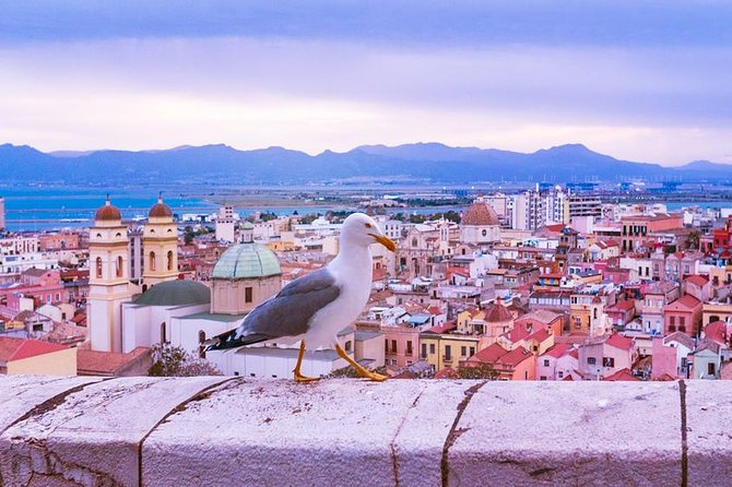 Cagliari Walking Tour