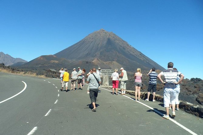 1. A day on FOGO Island to discover VOLCAN