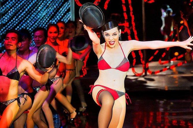 Bangkok Calypso Cabaret at Asiatique The Riverfront with Return Transfer