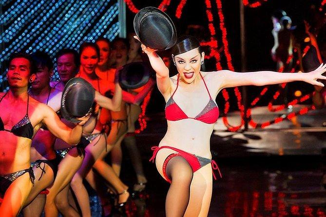 Bangkok Calypso Cabaret in Asiatique The Riverfront with Return Transfer