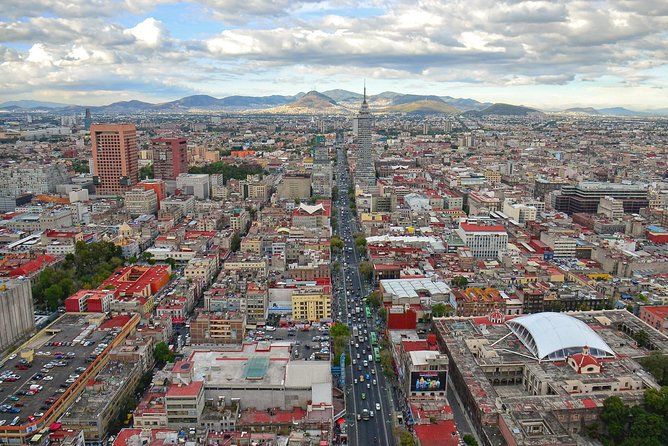 COMBO - Mexico city tour + Guadalupe Shrine & Teotihuacan Pyramids (2 days)