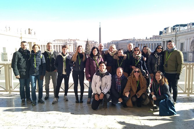 Vatican Museums, Sistine Chapel and St. Peter's Basilica Without Cola