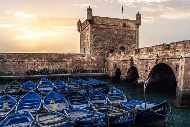 Agadir to Essaouira the portuguese town