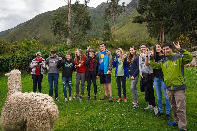 Sacred Valley of the Incas Full-Day Tour