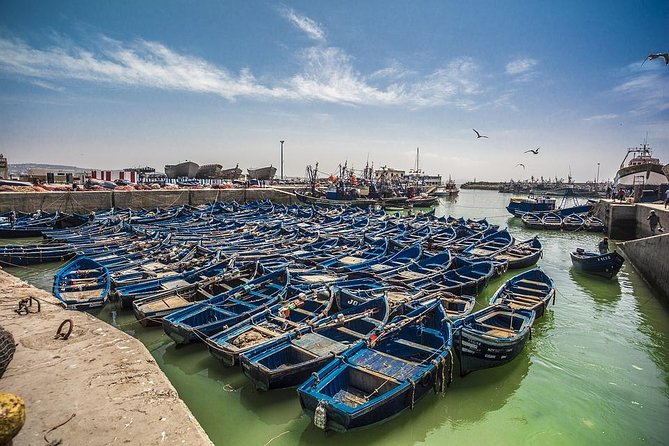 Private- Day Trip to From Marrakech to Essaouira