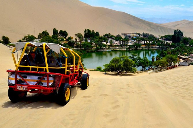 PARACAS and PISCO ROUTE with SANDBOARD - Day Tour