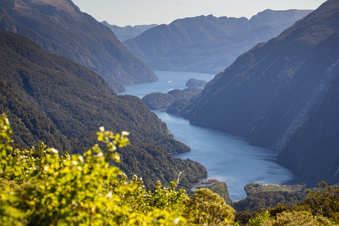 Full-Day Doubtful Sound Flight and Cruise from Queenstown