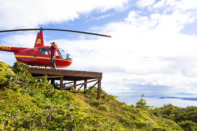 Ketchikan Helicopter Tour, Top of the World