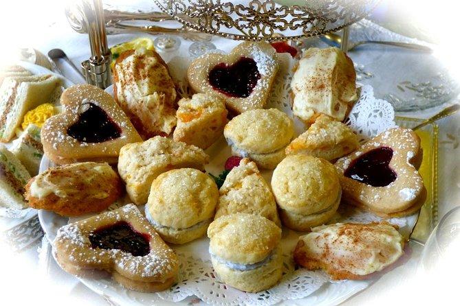 Fancy Baked Delicacies