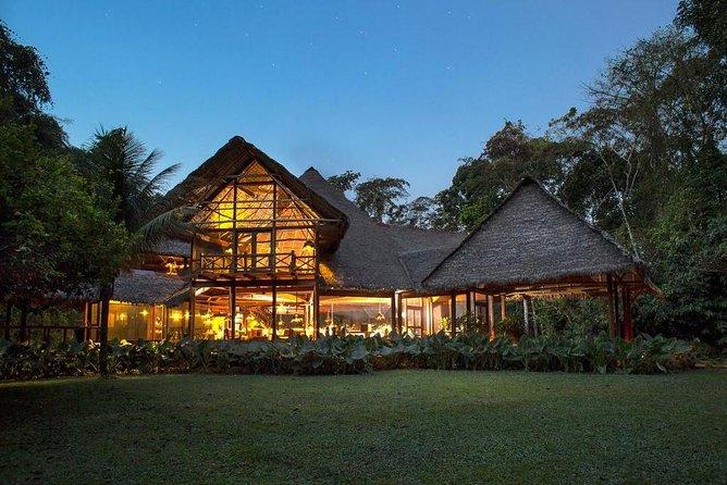 3 Day Amazon Jungle Tour at Inkaterra Reserva Amazónica