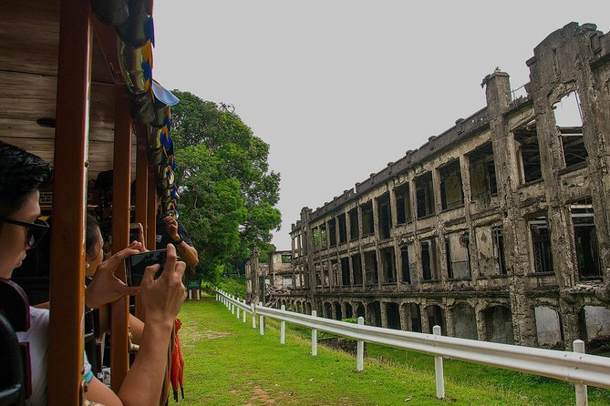 Corregidor Walking Tour