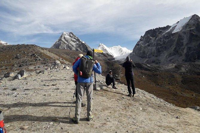 Nepal: Makalu to Everest via 3 Cols Trek