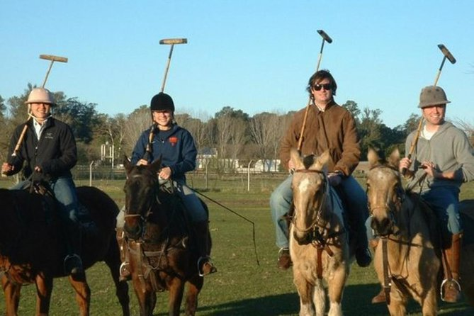 Polo Experience / Polo Lesson / Polo Classes / Playing Polo in Buenos Aires