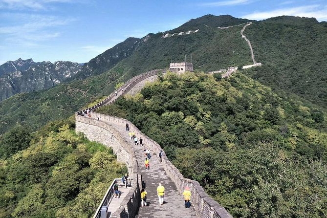 All Inclusive Private Tour:3-Day of Beijing from Shanghai Round-Trip by Air