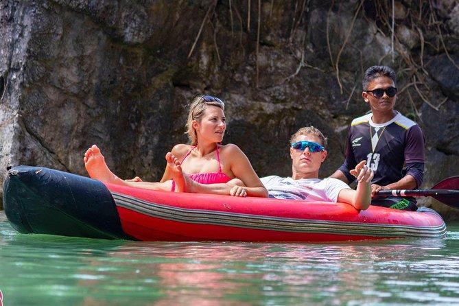 Good Morning James Bond * Sunrise Trip - From Phuket