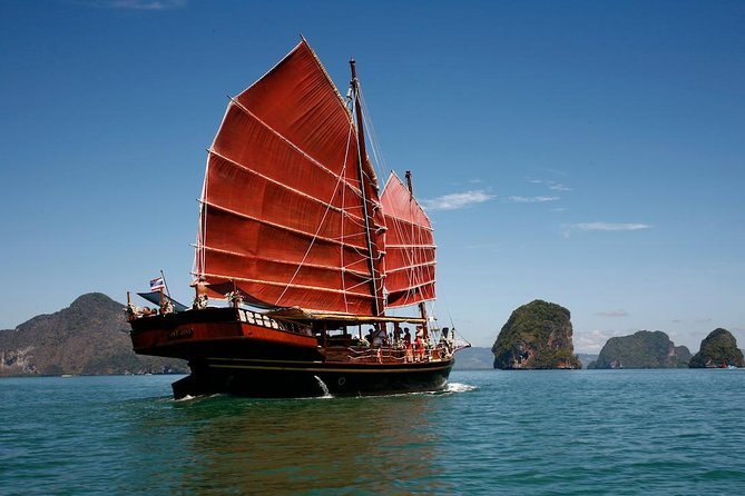 June Bahtra Full Day Phang Nga Bay From Phuket