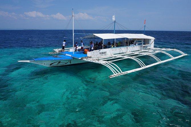 Cebu Mactan Island Hopping Shared Tour