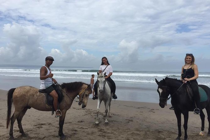 Exclusive Horse Riding on Seminyak Beach Bali
