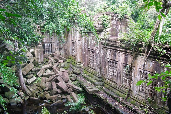 2-Days Private Tour Discovery Angkor Wat, Koh Ker and Beng Mealea Temple photo 10
