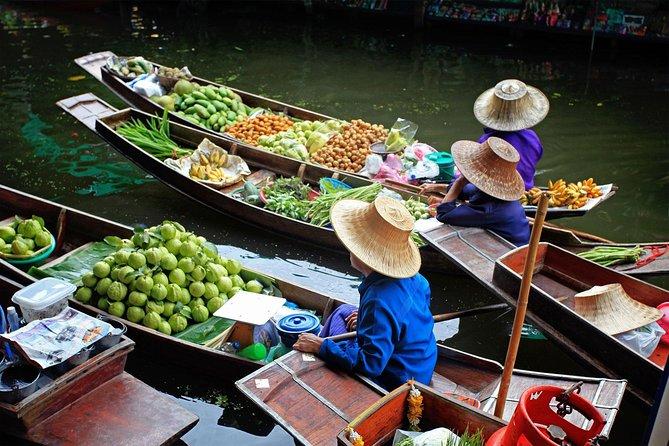 Hua Hin Floating Market Tour