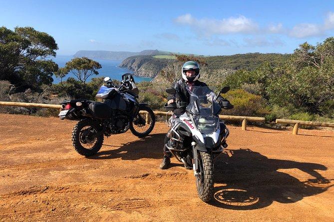 3 Days Flerieu Peninsula and Kangaroo Island Motorcycle Tour