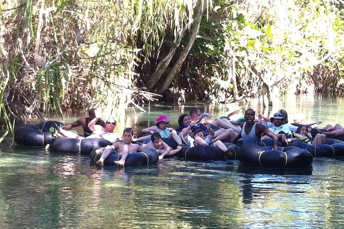 Dunn's River Falls and Tubing Combo Tour from Ocho Rios photo 3