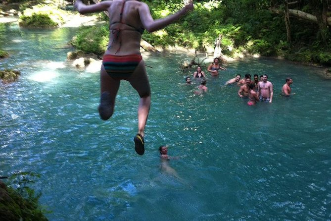 Combo Tour Blue hole and River Tubing from Ocho Rios photo 3