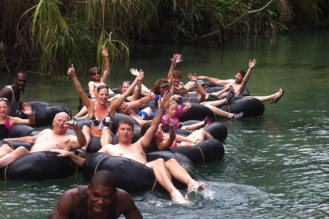Combo Tour Blue hole and River Tubing from Ocho Rios photo 2