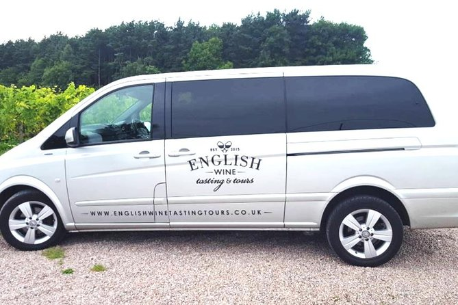 Private English Wine Tour from London