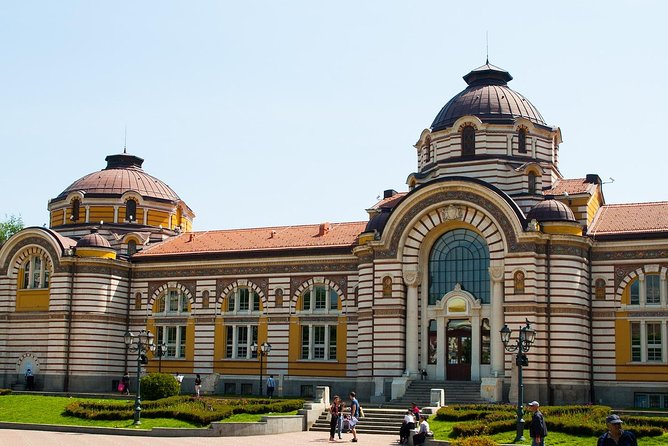 Private Transfer from Varna to Sofia: Hotel-to-hotel, English-speaking driver