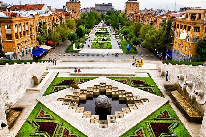 Yerevan Private Shopping City Tour