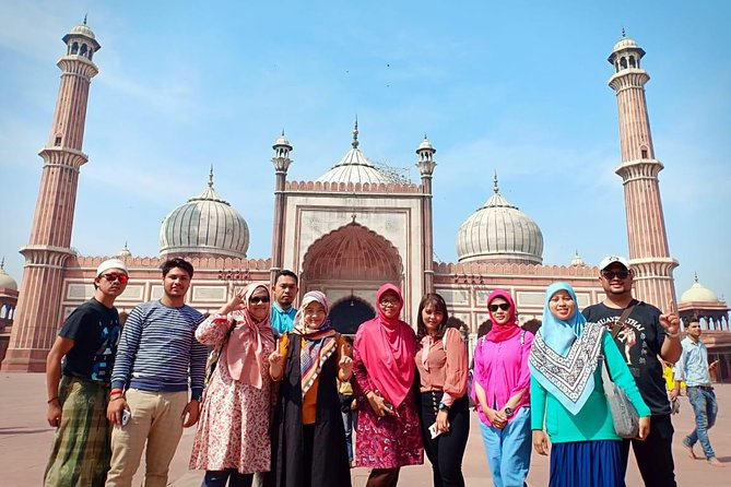 Half Day Old Delhi City Tour